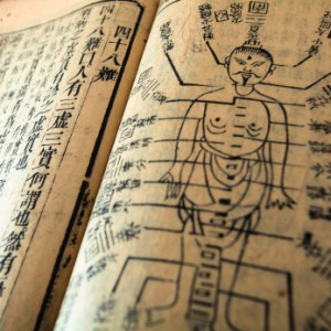 trad chinese geneeskunde